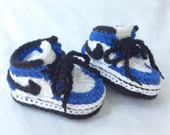 0accecc4a Crochet nike shoes