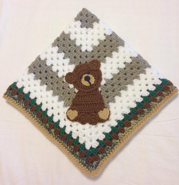 Häkeln Sie Schlaf Enge Teddybär Decke - Free Pattern | free ... | 590x570