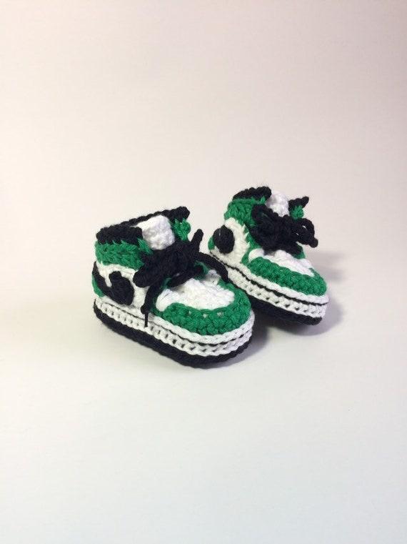 häkeln HäkelhutSchuhe Schühchen Nike Jordan Sneakers Baby Nike Set Gehäkelte Baby Baby Geschenk häkeln Baby Baby PiTOkXZu