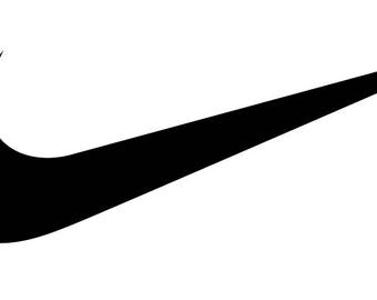 competitive price dcedd 9894d Nike Swoosh Vinyl Decal