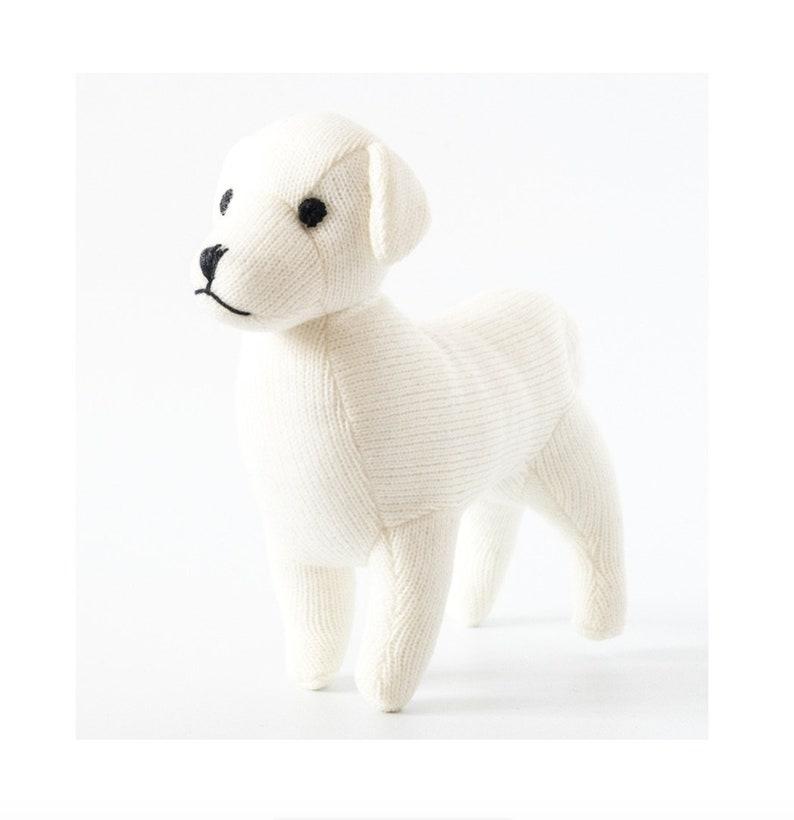 Labrador Dog Toy image 0