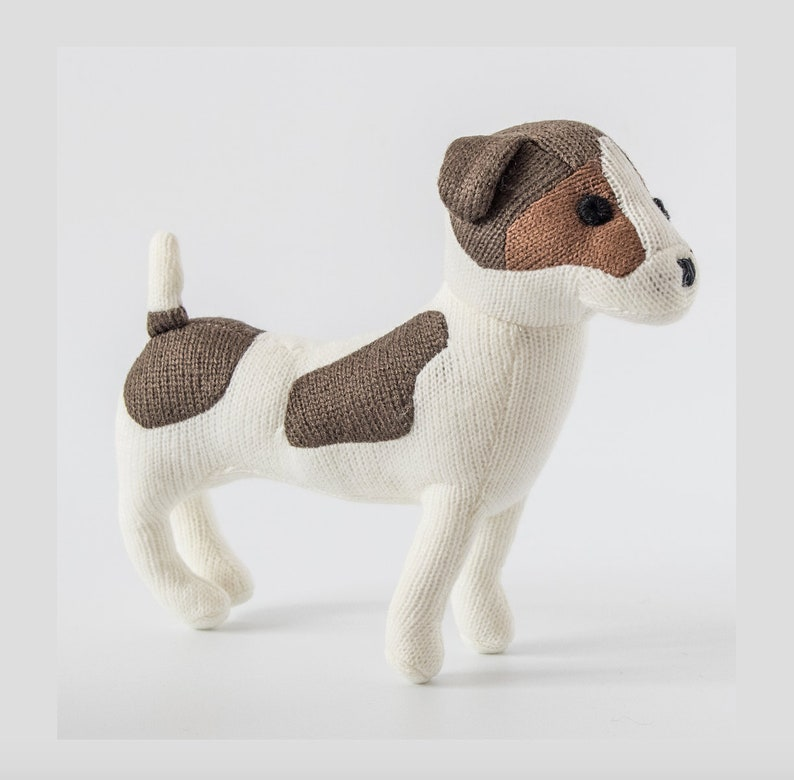 Jack Russell Dog Toy image 0