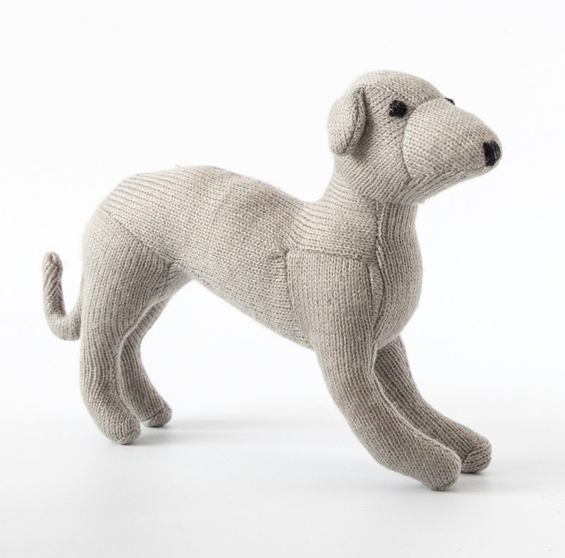 Italian Greyhound Dog Toy image 0