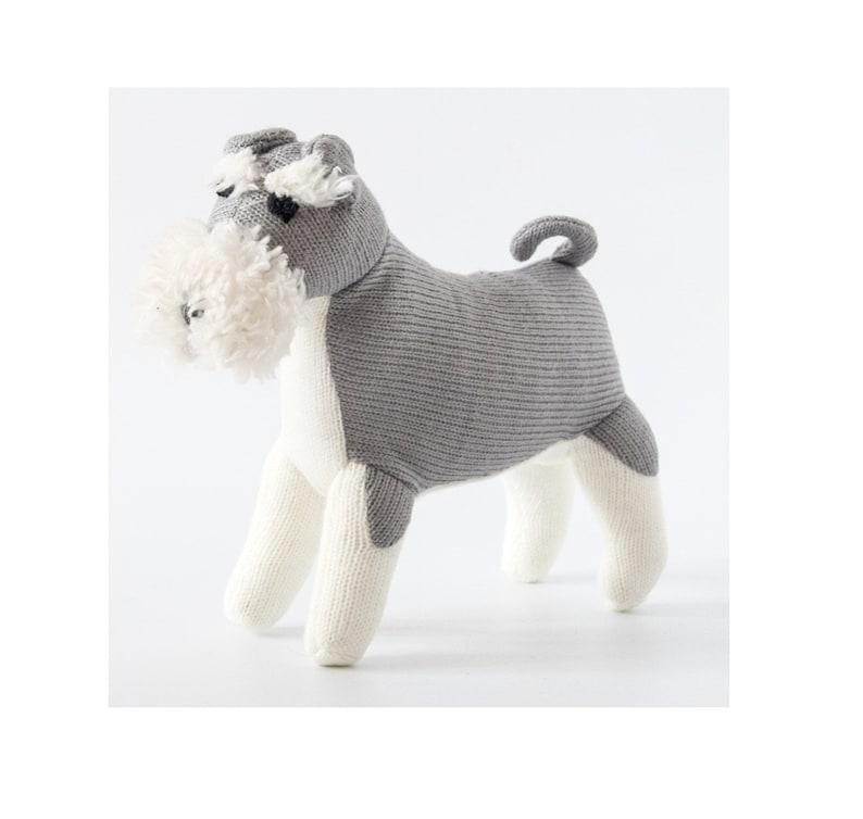 Schnauzer Dog Toy image 0