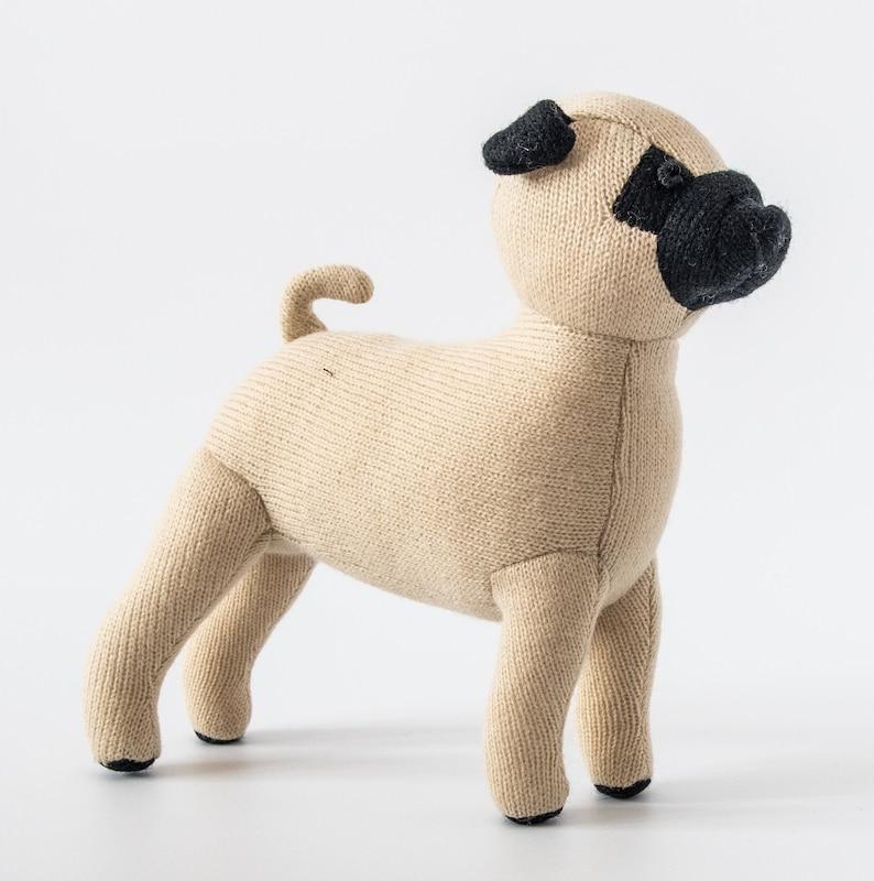 Pug Dog Toy image 0