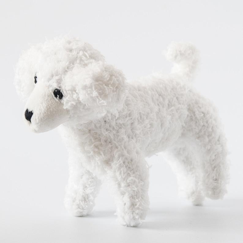 Poodle Dog Toy image 0