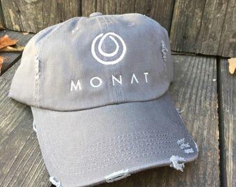 7a1c760c4e2 Monat SOLID COLOR CAP- Monat-Trucker Cap