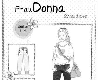 FrauDONNA pattern