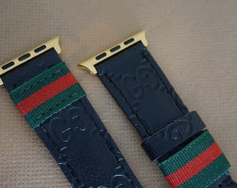 91c50bd8817 Gucci apple watch band 42mm