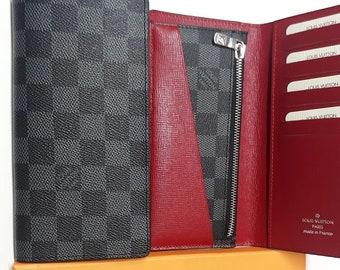 8c20c625f478 LV Brazza Wallet, portefeuille en argent, cuir, porte-monnaie,  portefeuille, porte-monnaie à la main, portefeuille LV en tirage au sort, porte  carte Lv, ...