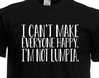 8a8b7fb82 I'm Not Lumpia, Filipino Food, Filipina, Philippines, Funny Filipino Gifts,  Asian Food, Gifts, Islander Gifts