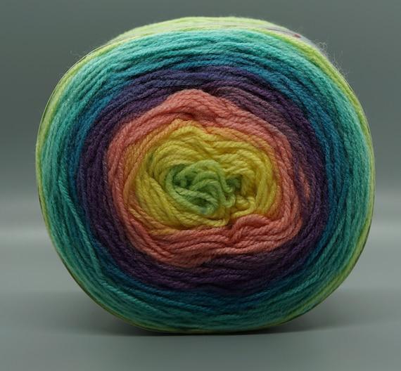 Lion Brand Mandala 244 Hades yarn New 2020 Color