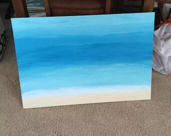 Ocean Portrait