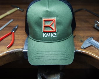 KMKZ Cap - Green Colour