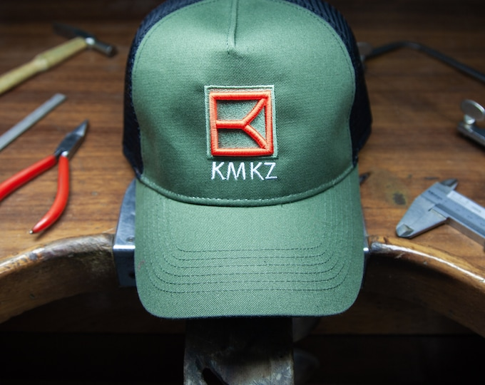 Gorra KMKZ - Color Verde