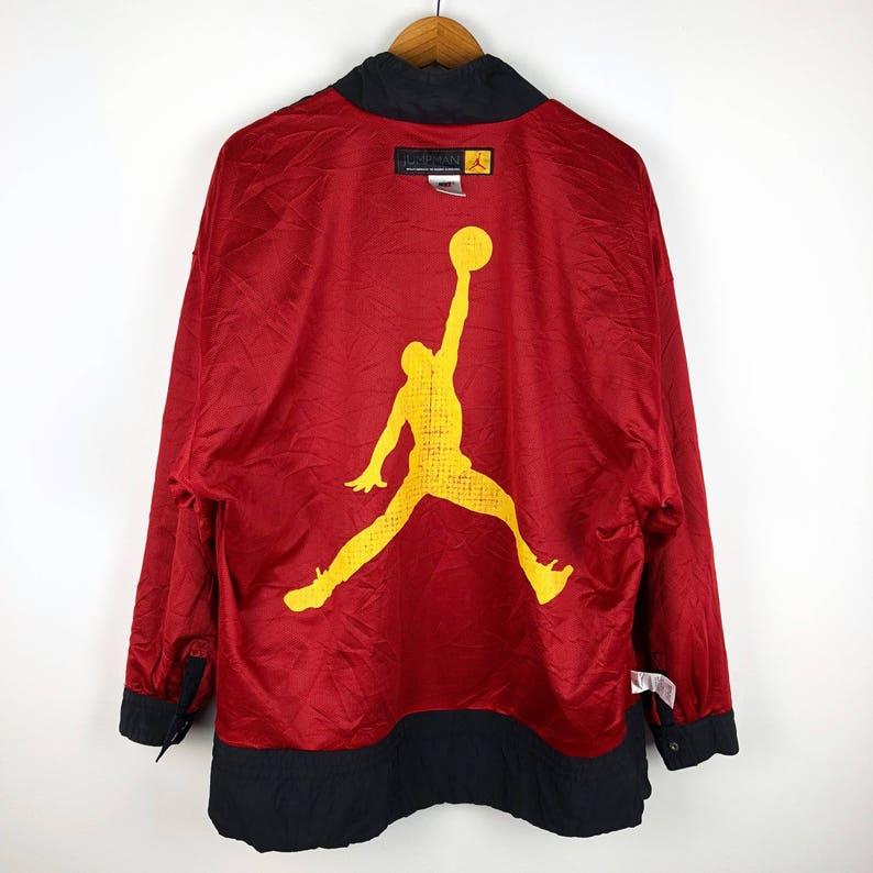 c291e7e048df Vintage Nike jumpman Air jordan michael jordan jacket L size
