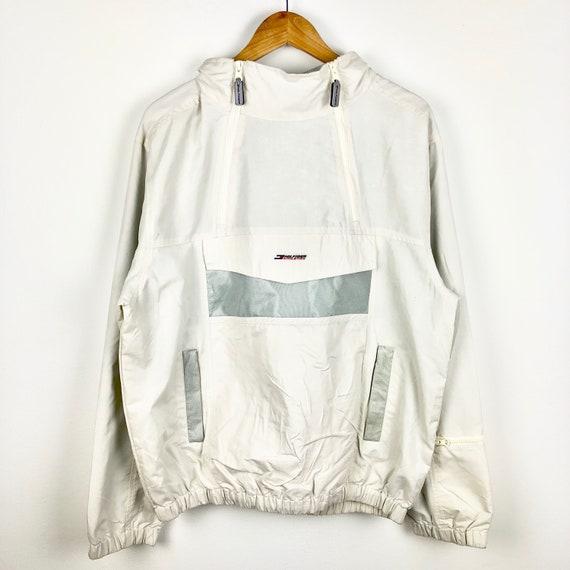 prix favorable coupe classique super mignon Vintage tommy hilfiger athletics pull over jacket | M size