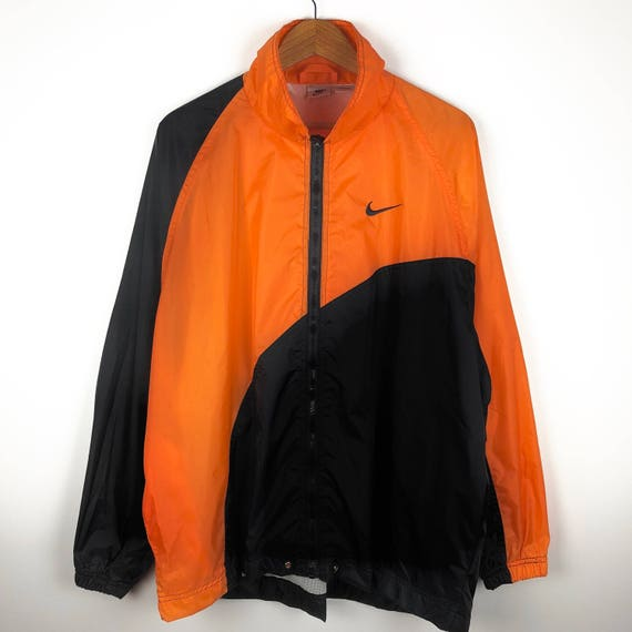 64c671c1ca Vintage Nike Colourblock windbreaker