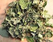 Dried Lemon Balm - Certified Organic, Dried Herbs, Specialty, Herbal Tea, Medicinal, Loose Leaf, Flavorful, Melissa officinalis, Herbalism