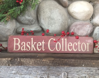 Basket Collector
