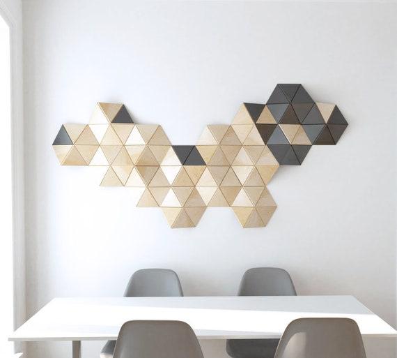 Holz Deko Für Wand 3d Wandskulptur Wand Dekor Zubehör | Etsy