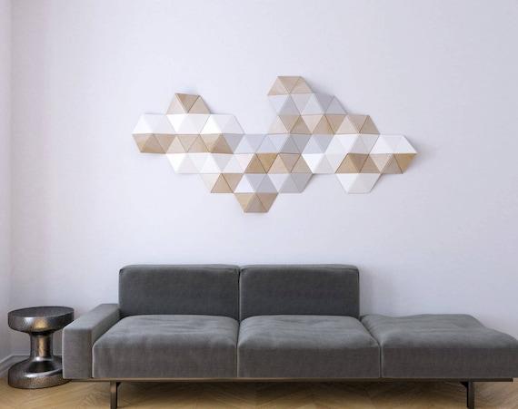 3d Wall Art/ sculpture/ 3D Wall Decoration/ wooden wall decor/   Etsy