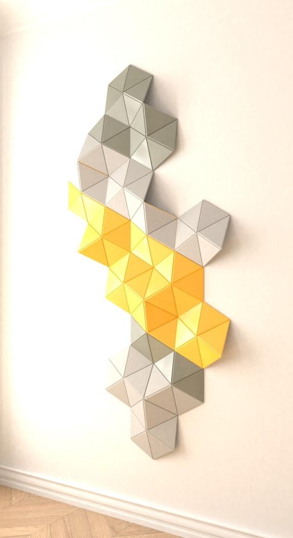 3d Wall Art/ sculpture/ 3D Wall Decoration/ wooden wall decor/