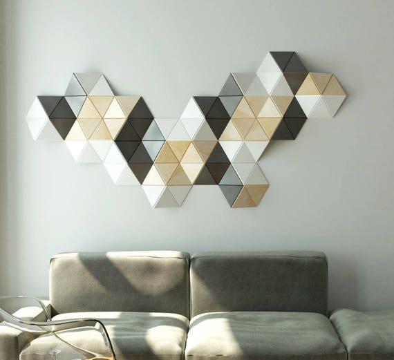 3d wall art sculpture 3D wall decoration decorative wall   Etsy