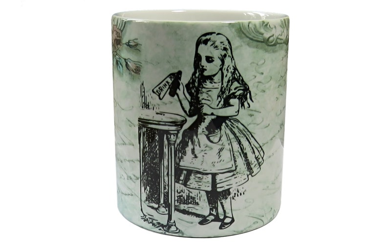 Alice in Wonderland Mug Alice In Wonderland Alice In image 0