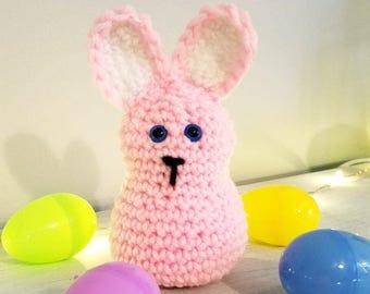 Crochet Bunny Amigurumi Pattern-Instant Download