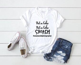 """Photographer's """"Pat A Cake"""" T-shirt"""