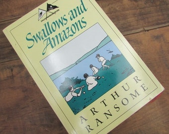 No Tigers in Africa Swallows and Amazons by Arthur