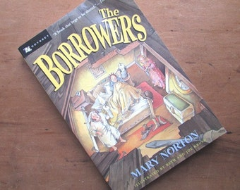 No Tigers in Africa The Borrowers Book by Mary Nor