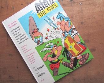 Asterix The Gaul by Goscinny and Uderzo English Translation 1969 Hardcover
