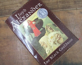 The Black Cauldron By Lloyd Alexander The Prydain Chronicles Young Adult Fantasy Fiction