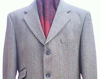 Derby Tweed Jacket.