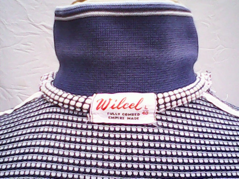 Wilcel Polo Top 1960s.