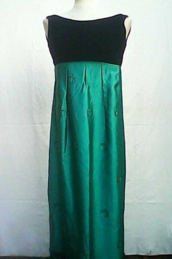 Blanes Evening Dress 1950s.