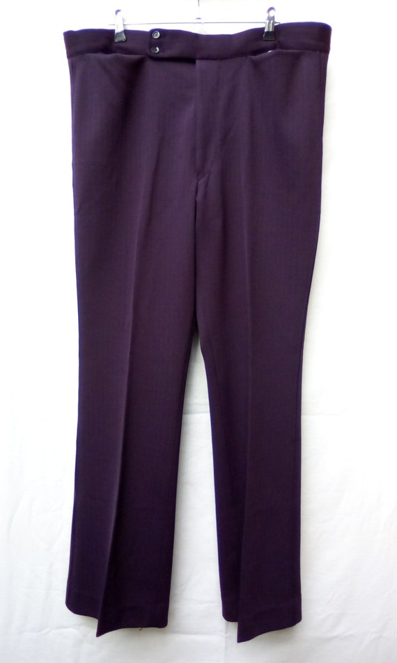 Flared Trousers 1970s.
