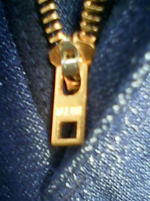 Wrangler Blue Bell Jeans Flared 1970s. - image 9