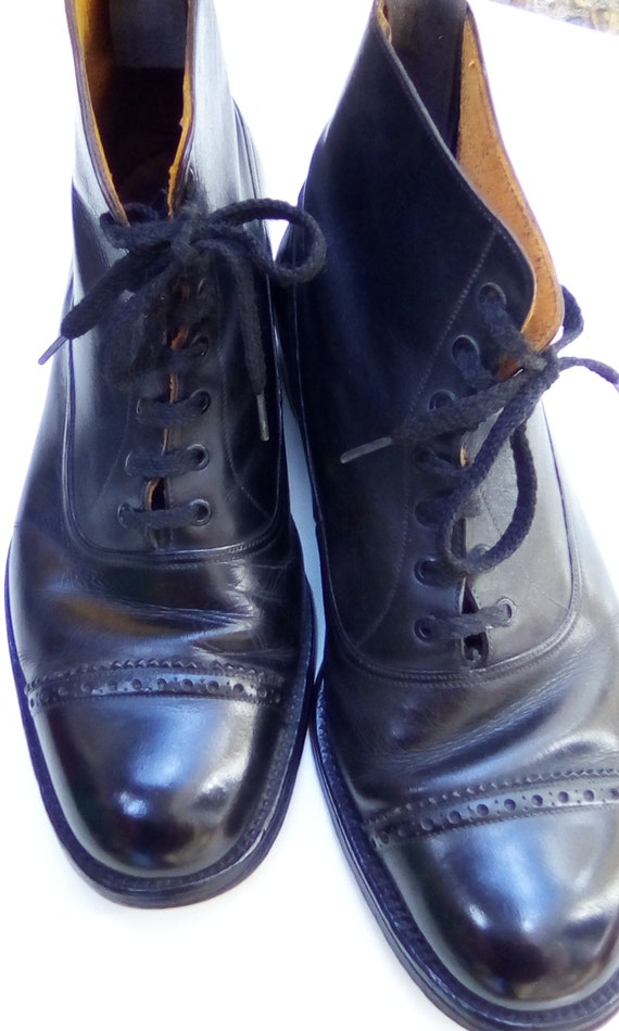 Boots CC41 Utility 1940s.