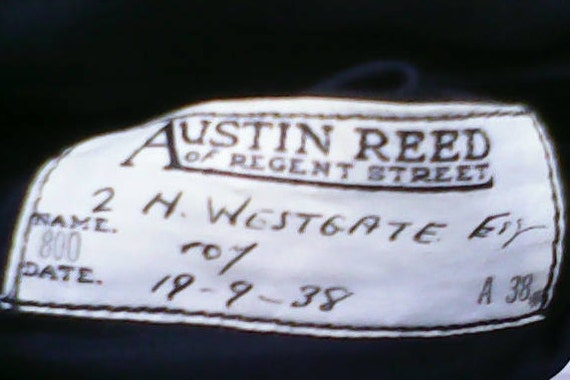 Austin Reed Dinner Jacket 1930s Etsy