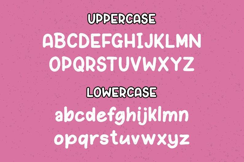 Crafty Cat Font, fun font, handwritten font, handwriting font, font, thick  font, fun font, smooth font, simple font, kids font