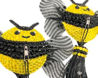 Bumblebee Burlesque Pasties