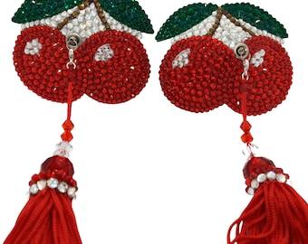 Cherries Jubilee Burlesque Pasties