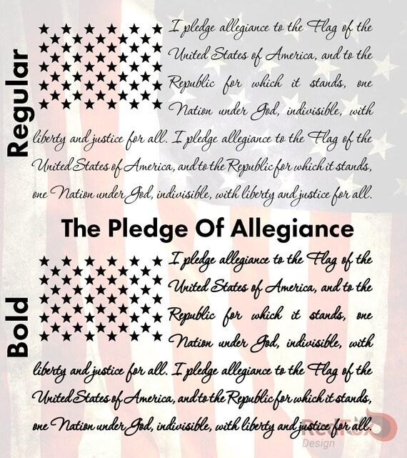Svg Cut File Eps Silhouette Studio Preamble Constitution America Cricut Pdf Png Ai Pledge Of Allegiance Us Flag Dxf Visual Arts Craft Supplies Tools