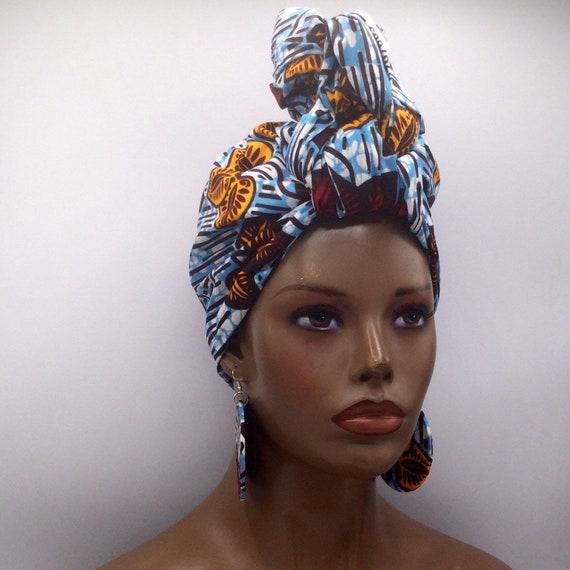 Head Wrap - Aisha