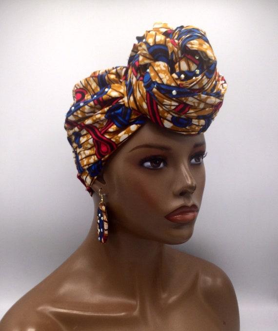 Head Wrap: The Aisha
