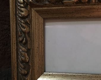 2 Beatiful Gold Ornate Picture Frames