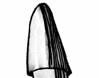 Steeple Шпиль - Print